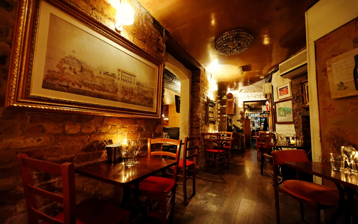 Le Garrick - French Restaurant London - French Food, French Cuisine ...